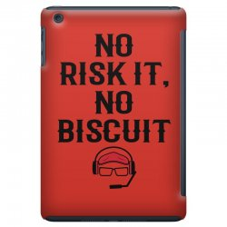 no risk it, no biscuit iPad Mini Case | Artistshot