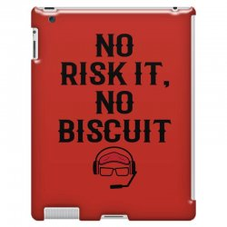 no risk it, no biscuit iPad 3 and 4 Case | Artistshot