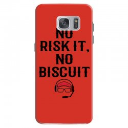 no risk it, no biscuit Samsung Galaxy S7 Case | Artistshot