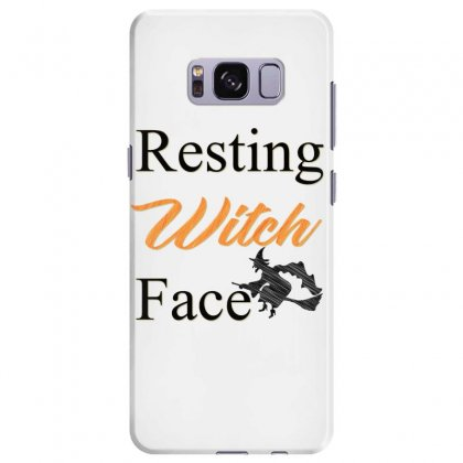 0650196dab9 resting witch face fall t shirt funny hallowee ... killakam