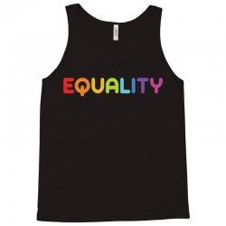 Equality Tank Top | Artistshot