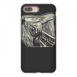 the scream iPhone 8 Plus Case | Artistshot