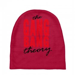 the gang bang theory Baby Beanies | Artistshot