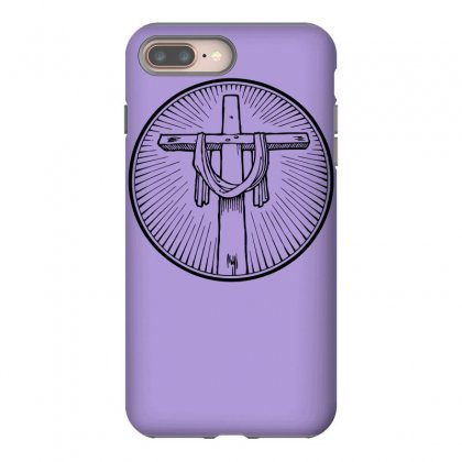 Easter Sunday Cross Iphone 8 Plus Case Designed By Specstore