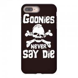 GOONIES NEVER Say DIE iPhone 8 Plus Case | Artistshot