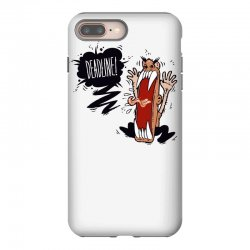 Angry Boss Screaming Deadline iPhone 8 Plus Case | Artistshot