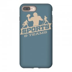 sports and teams iPhone 8 Plus Case | Artistshot