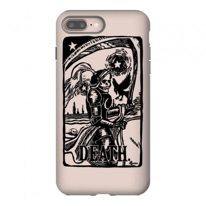Tarot Death Card Iphone 8 Plus Case Designed By Specstore