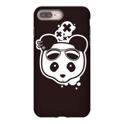 Super Hippies Panda Iphone 8 Plus Case Designed By Specstore