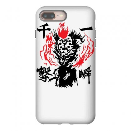 Raging Demon Iphone 8 Plus Case Designed By Specstore