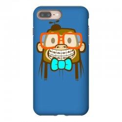 geek monkey iPhone 8 Plus Case | Artistshot