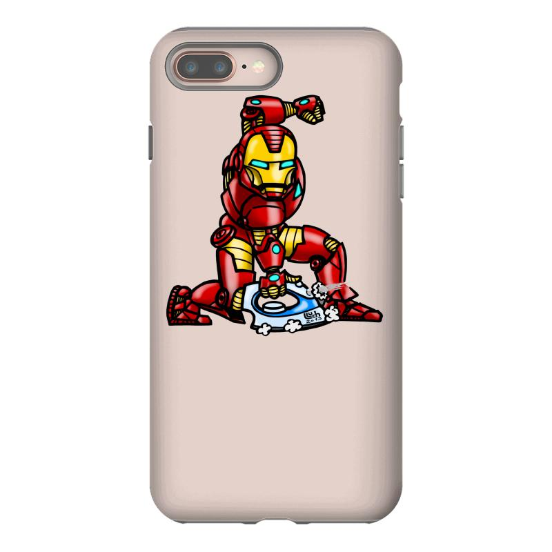 The Real Iron Man Iphone 8 Plus Case  By Artistshot