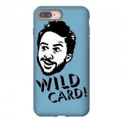 wild card iPhone 8 Plus Case | Artistshot