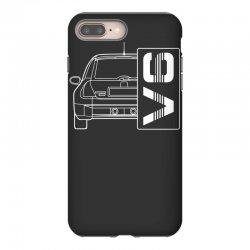 renault clio sport v6 sports car iPhone 8 Plus Case | Artistshot