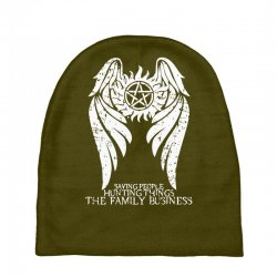 The Family Business Baby Beanies | Artistshot