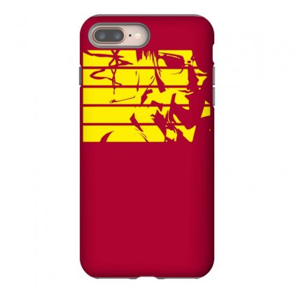 Faye Yellow Iphone 8 Plus Case Designed By Specstore