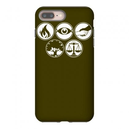 Divergent Factions Iphone 8 Plus Case Designed By Specstore