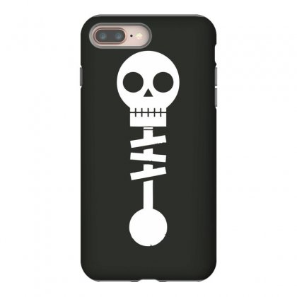 Death Rattle Iphone 8 Plus Case Designed By Specstore