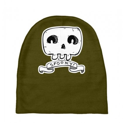 Spooky Skull Baby Beanies Designed By Specstore