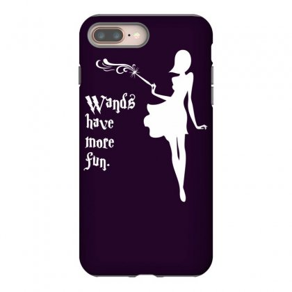 Wands Have More Fun Iphone 8 Plus Case Designed By Specstore