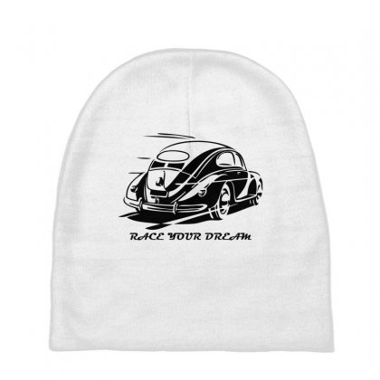 Race Your Dream Baby Beanies Designed By Specstore