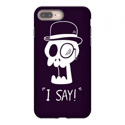 Swanky Skull Iphone 8 Plus Case Designed By Specstore