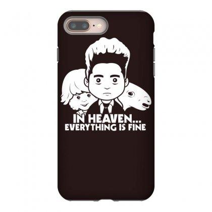 Saturday Morning Eraserhead Iphone 8 Plus Case Designed By Specstore