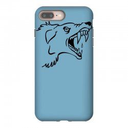 Screaming Mad Dog iPhone 8 Plus Case | Artistshot