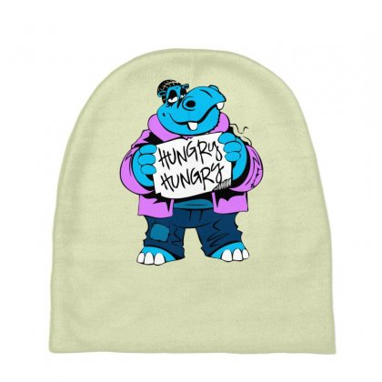 Hungry Hippo Baby Beanies Designed By Specstore