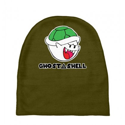 Ghost In The Shell Baby Beanies Designed By Specstore