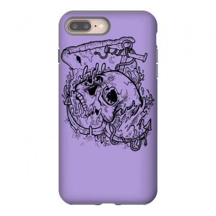 Memento Mori Iphone 8 Plus Case Designed By Specstore