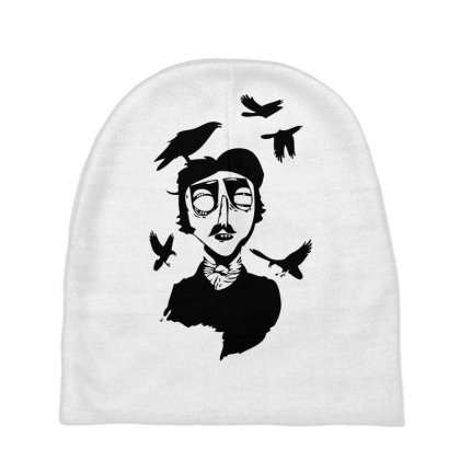 Edgar Allan Poe Baby Beanies Designed By Specstore
