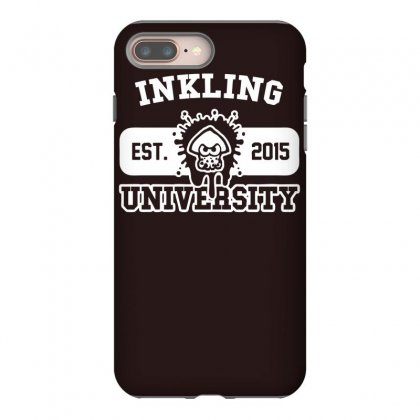 Inkling University Iphone 8 Plus Case Designed By Specstore