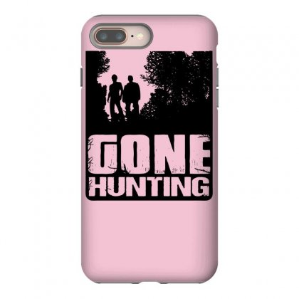 Gone Hunting Iphone 8 Plus Case Designed By Specstore