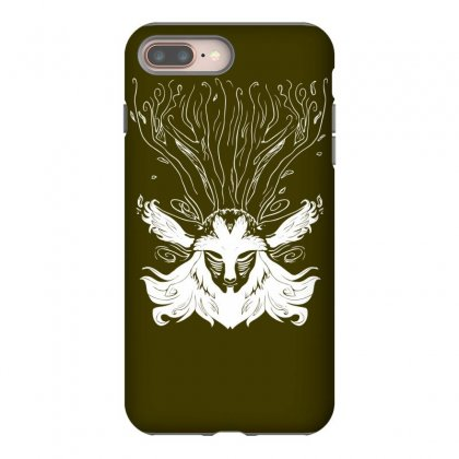 Forest Spirit Iphone 8 Plus Case Designed By Specstore