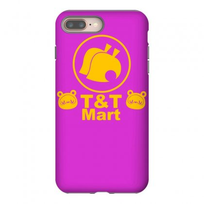 Animal Crossing T And T Mart Iphone 8 Plus Case Designed By Specstore