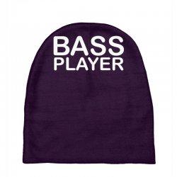 bass player Baby Beanies | Artistshot