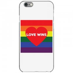 Love Wins iPhone 6/6s Case | Artistshot