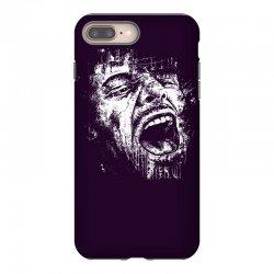Scream Face iPhone 8 Plus Case | Artistshot