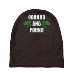 ground and pound Baby Beanies | Artistshot