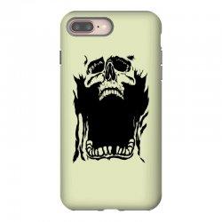 Screaming skull iPhone 8 Plus Case   Artistshot