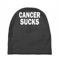 Cancer sucks beanies