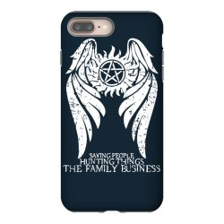 The Family Business iPhone 8 Plus Case | Artistshot