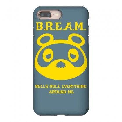 Bells Rule Everything Around Me Iphone 8 Plus Case Designed By Specstore