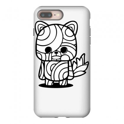 The Mummy Fox Iphone 8 Plus Case Designed By Specstore