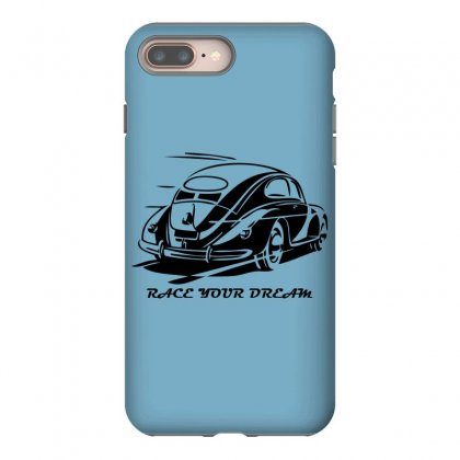 Race Your Dream Iphone 8 Plus Case Designed By Specstore