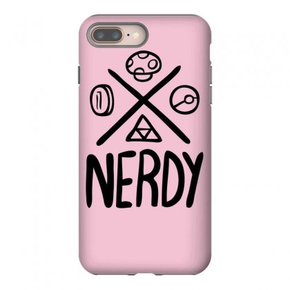 Nerdy Iphone 8 Plus Case Designed By Specstore