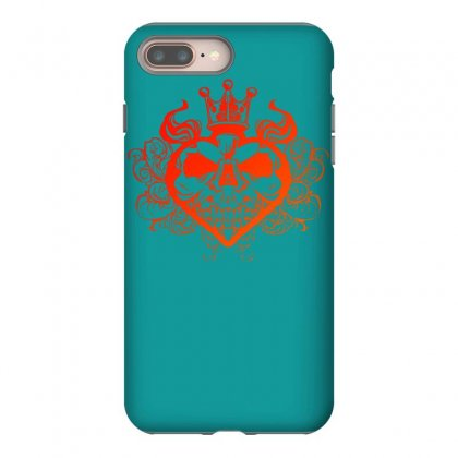 King Of Spades Iphone 8 Plus Case Designed By Specstore
