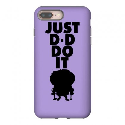 Just Dddo It Iphone 8 Plus Case Designed By Specstore