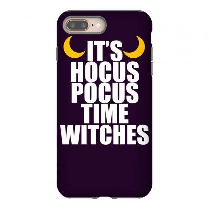 It's Hocus Pocus Time Witches Iphone 8 Plus Case Designed By Specstore
